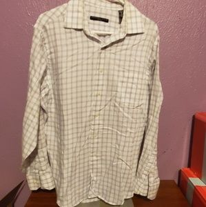 Geoffrey Beene fitted shirt
